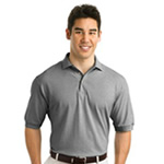 Hanes® - ComfortSoft® 7-Ounce Pique Knit 055X Polo Sport Shirt