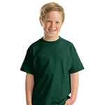 Hanes® - Youth Beefy-T® - Born To Be Worn 5180 100% Cotton T-Shirt