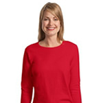 Hanes® - Ladies ComfortSoft® 5580 Long Sleeve T-Shirt