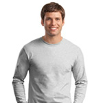 Hanes® - Tagless® 5586 100% Cotton Long Sleeve T-Shirt