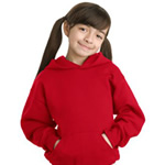 Hanes® - Comfortblend® EcoSmart® P470 Youth Pullover Hooded Sweatshirt